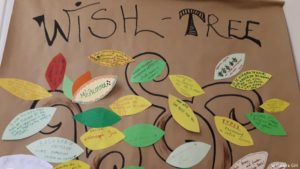 Melissa's wish tree